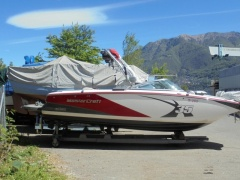 MasterCraft X-35 with Gen 2 Wakeboard / Wasserski