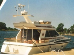Adler Storebro Royal Cruiser 380 Biscay Flybridge Yacht