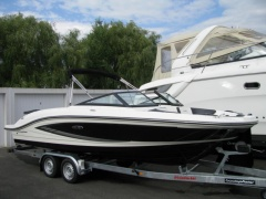 Sea Ray 210 SPXE Sportboot