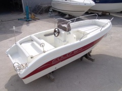 Eolo AS 530 Open ( Deckboot