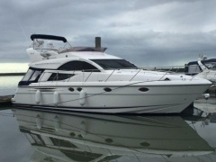 Fairline Phantom 46 Flybridge Yacht