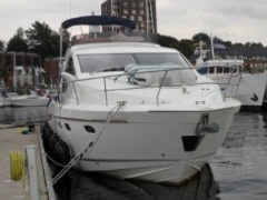 Fairline Phantom 48 Motoryacht