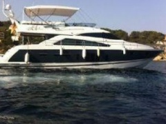 Fairline Squadron 60 Flybridge Yacht
