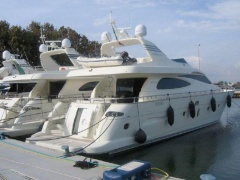Canados 72 Yacht a Motore