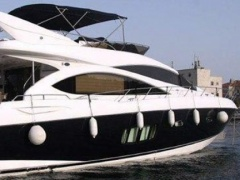 Sunseeker Manhattan 70 Flybridge Yacht