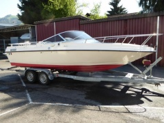 Gobbi 21 Sport Pilothouse Boat