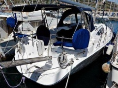 Hunter 39 Yacht a Vela