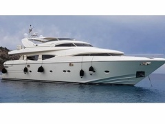Posillipo technema 95 Flybridge Yacht