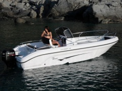 Ranieri International Open Voyager 19 S Sportboot