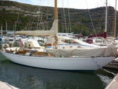 Apollonia One Ton Cup Sloop Yacht a Vela