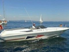 Tullio Abbate Sea Star Super Yacht à moteur