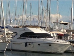 Princess 40 Flybridge Yacht