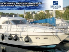 Vision 51 Fly Flybridge Yacht
