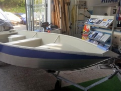 Marine 16 Y - Aluboot Sportboot