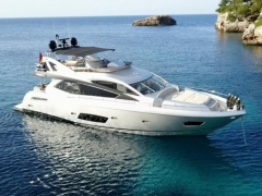 Sunseeker Manhattan 73 Flybridge Yacht