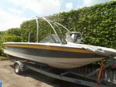 Correct Craft USA Excel Sport Boat