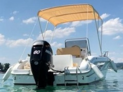 Saver 520 Open Sport Boat