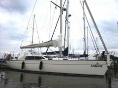 Dehler 41 Ds Lady Joy Segelyacht