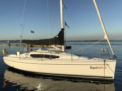 Dehler 29 Jv Aquaholic Painokölivene