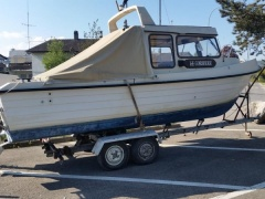 Uttern 6000 Fishing Boat