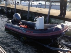Joker Boat 370 Canot pneumatique