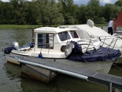Mayland Kingfisher 21 Fischerboot