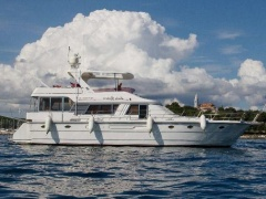 Edership President 57 Fly Flybridge Yacht