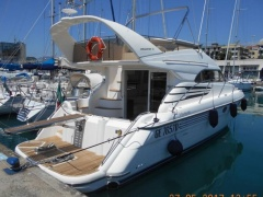 Fairline Phantom 42 (1998) 2 x TAMD 63 P Flybridge Yacht
