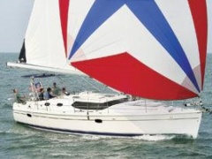 Hunter 45DS Segelyacht