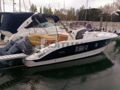 Sessa Key Largo 28 Deck Boat