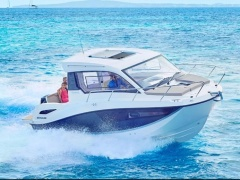 Quicksilver Activ 755 Weekend Pilothouse Boat