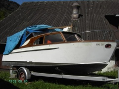 Portier Holiday Kabinenboot