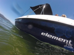 Bayliner Element XL(E6) -115 PS Daycruiser