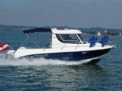 Atlantic Marine 660 Cuddy Cabin