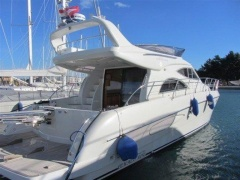 Raffaelli Compass Rose 15 M Flybridge Yacht