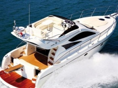 Astondoa Doqueve 43 Fly (2008) IPS 3-Kabinen! Flybridge Yacht