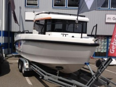 Bella 700 Raid Mercury 150 PS Demoboot Kabinenboot