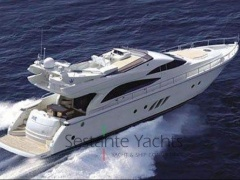 Dominator 62 Flybridge Yacht