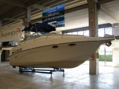 Crownline 290 CON ROLL BAR Barca Pontone