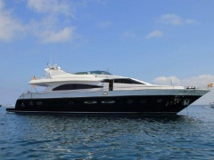 Astondoa A 82GLX Flybridge Yacht