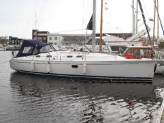 Dufour GibSea 41 Sailing Yacht