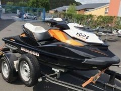 Sea-Doo Gtr 215 Jetboat And Jetski
