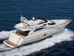 Rodman Muse 74 Flybridge Yacht