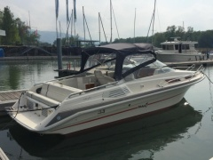 Draco Crystal 2500 Pilothouse Boat