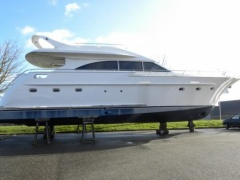 Vdh Superior 1700 Casco Flybridge Yacht
