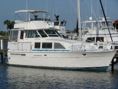 Bertram 42 Flybridge Motor Yacht Flybridge Yacht