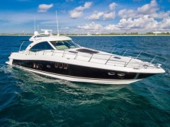 Sea Ray 60 Sundancer Motoryacht