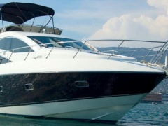 Sunseeker 60 Manhattan Flybridge Yacht
