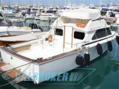 Bertram Yacht 28 Fly Flybridge Yacht