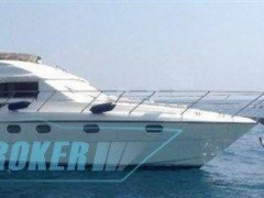Princess 430 Fly Flybridge Yacht